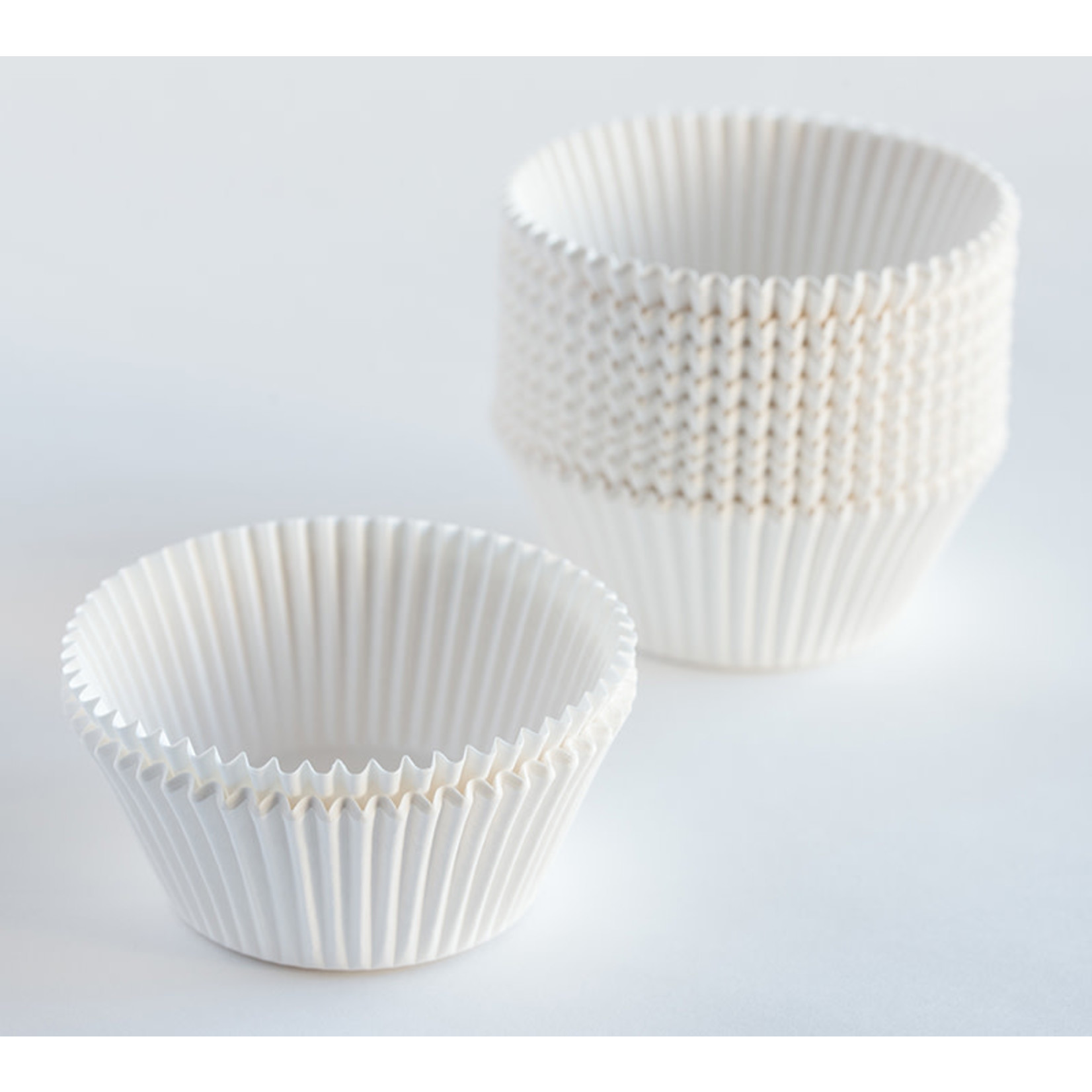 Pastry Depot Cupcake liner - 1.5 x 1 (500ct) - White
