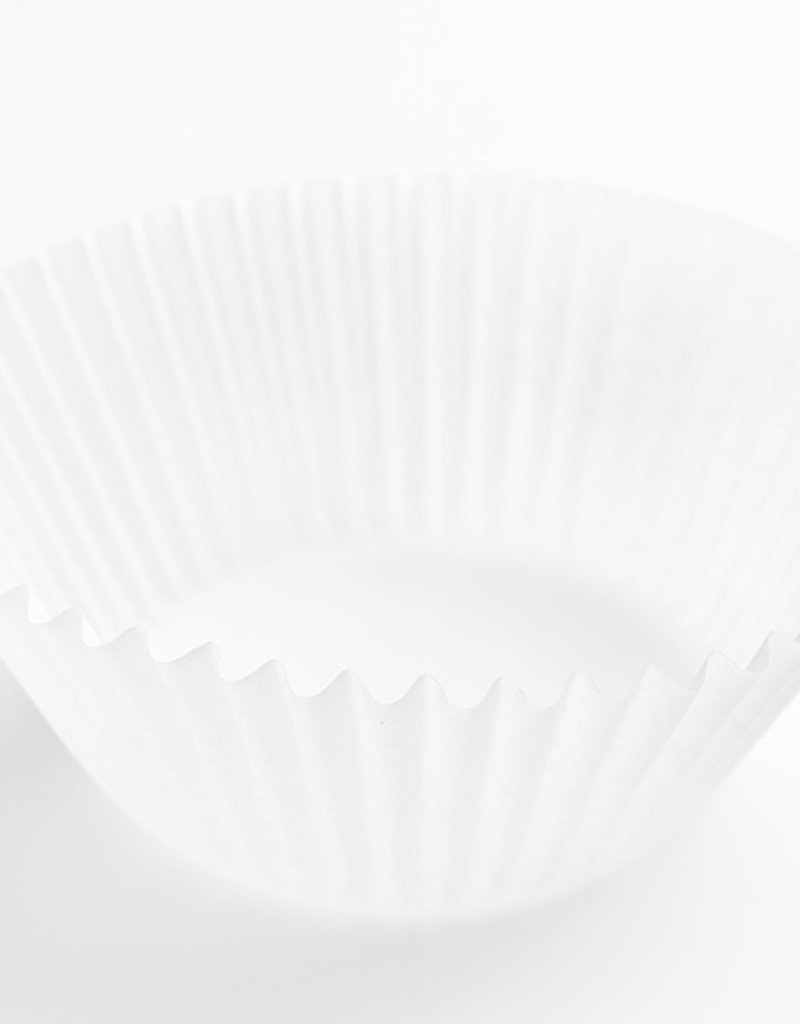 Pastry Depot Cupcake liner - 2.25 x 1-7/8 (500ct) - White