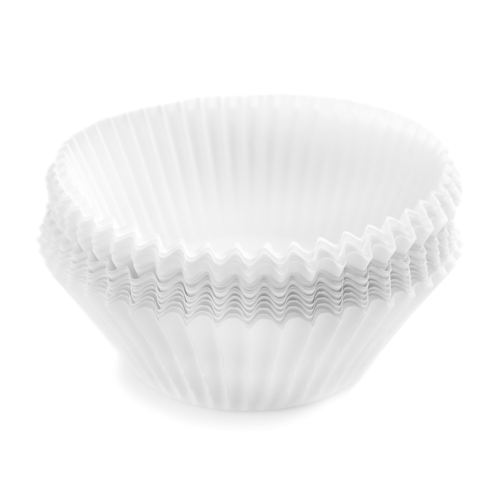 Pastry Depot Cupcake liner - 2 x 1.25 (500ct) - White
