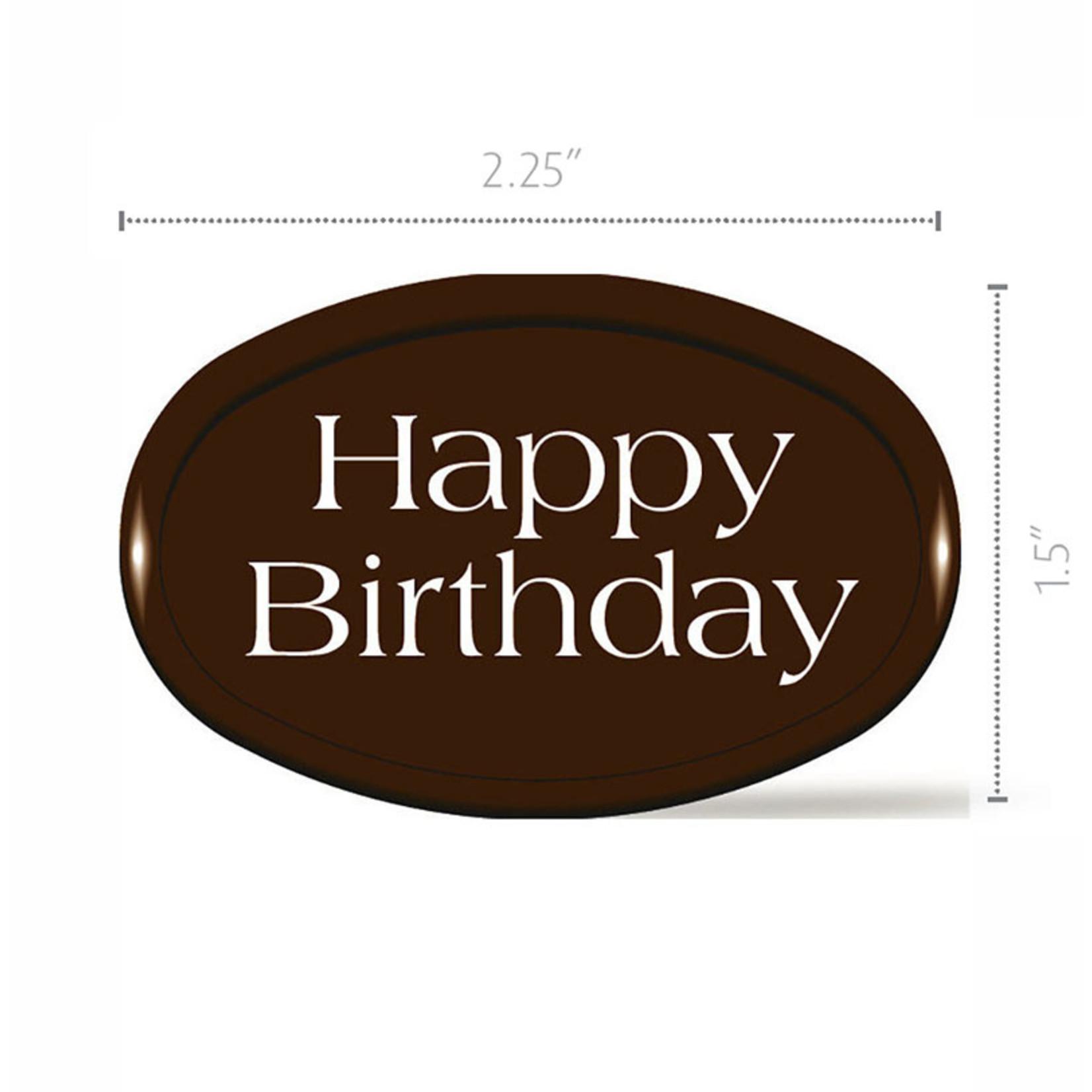 Dobla Dobla - Chocolate Happy Birthday (140ct), 91019