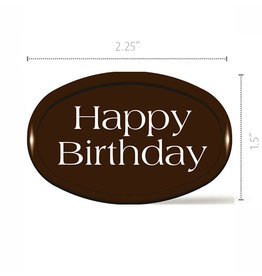 Dobla Dobla - Chocolate Happy Birthday (140ct), 91019