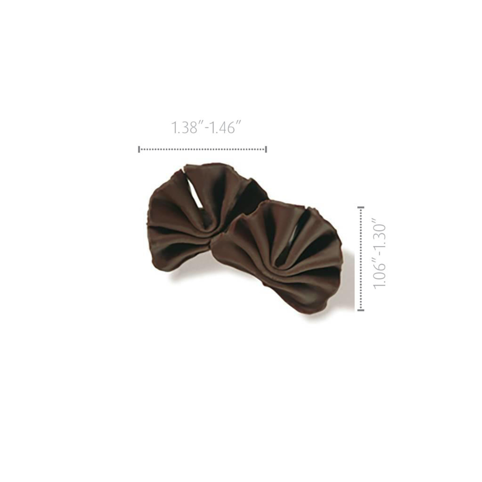 Dobla Dobla - Dark Chocolate Forest Shavings - 1.3'' (2.2lb), 71179