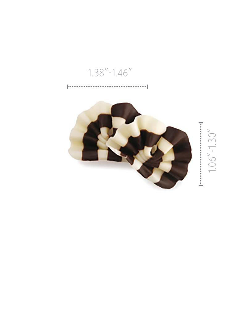 Dobla Dobla - Dark/White Chocolate Forest Shavings - 1.3'' (2.2lb), 93188 | 73191
