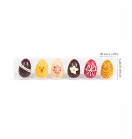 Dobla Dobla - Chocolate Easter Eggs (6ct), 76804