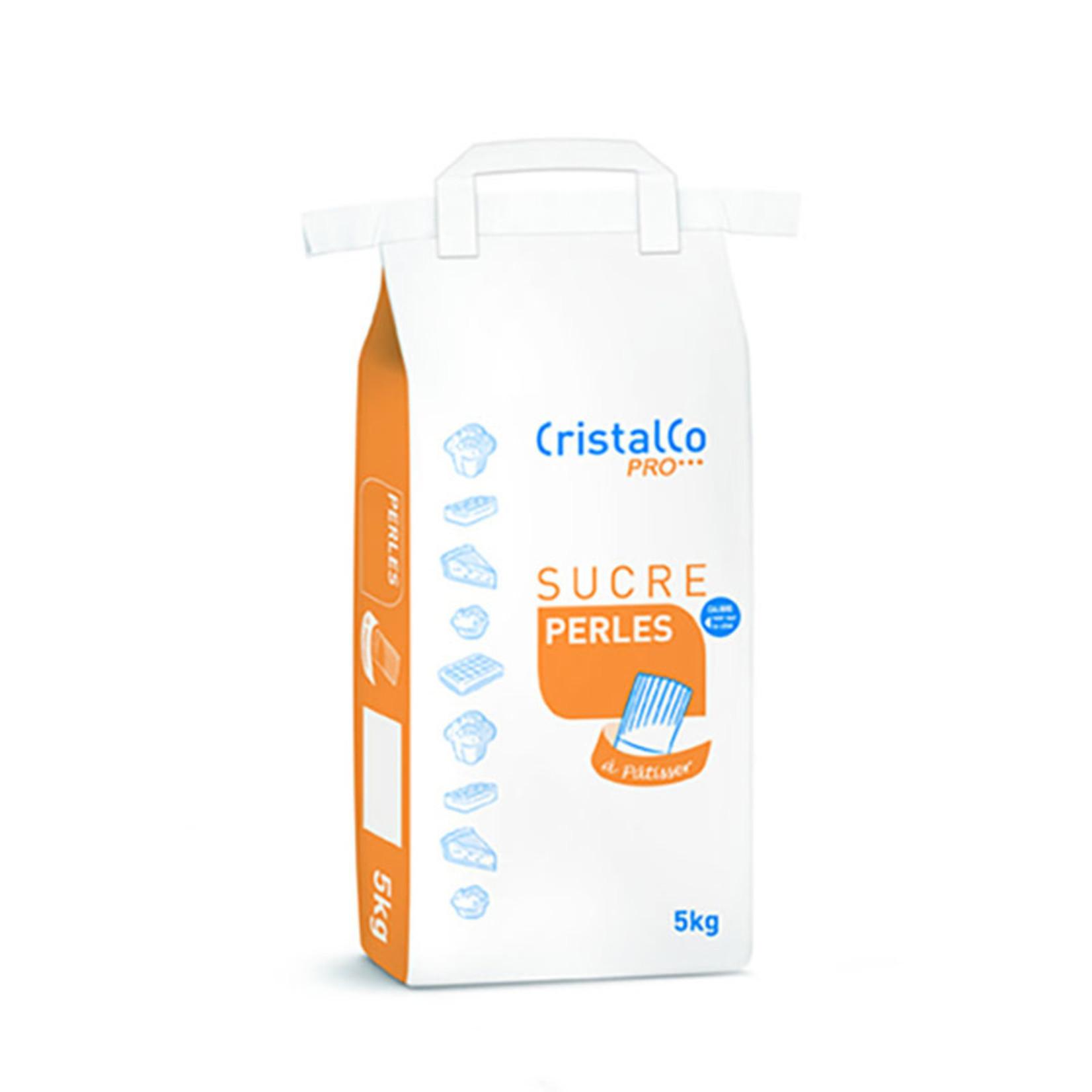 CristalCo CristalCo - Sucre grain sugar pearls, 2-3mm - 11lb, PA6221