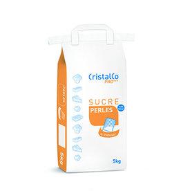 CristalCo - Sucre grain sugar pearls, 2-3mm - 11lb, PA6221