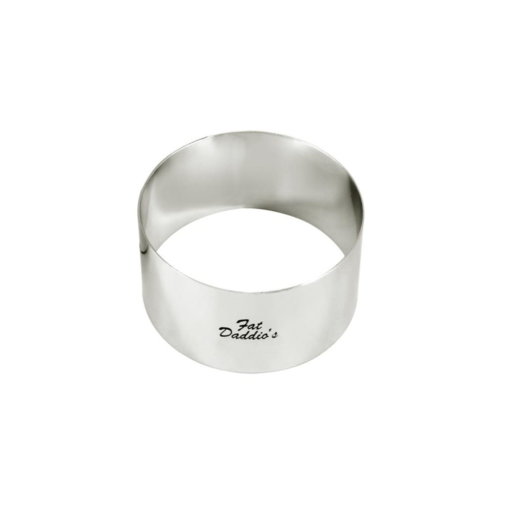 """Fat Daddios Fat Daddios - Ring Stainless Steel - 2 3/4 x 1 3/4"""", SSRD-275175"""