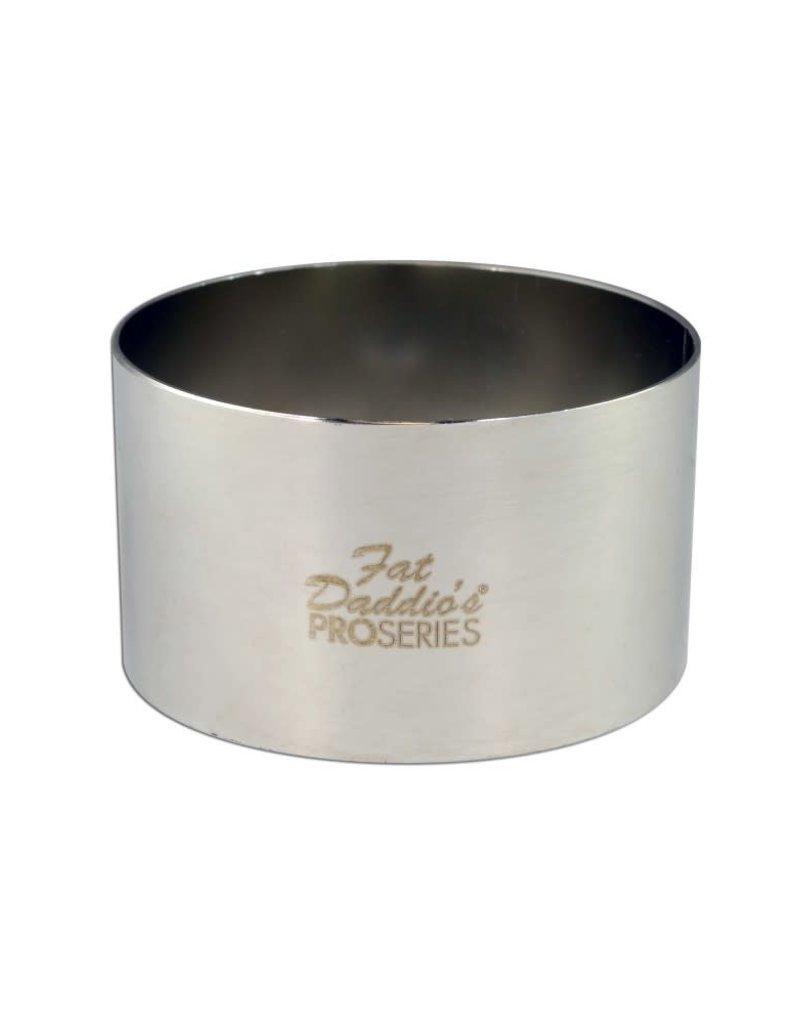 "Fat Daddios Fat Daddios - Ring Stainless Steel - 3 x 1 3/8"", RRD-3037"