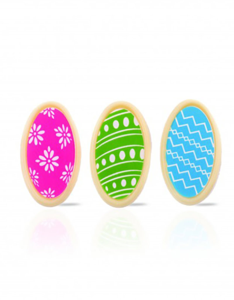 Dobla Dobla - White Chocolate Easter Egg Assortment (210ct), 23474