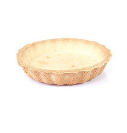 Pruve Pruve - Tart shell, Sweet round fluted - 3.35'' (120ct), 20435