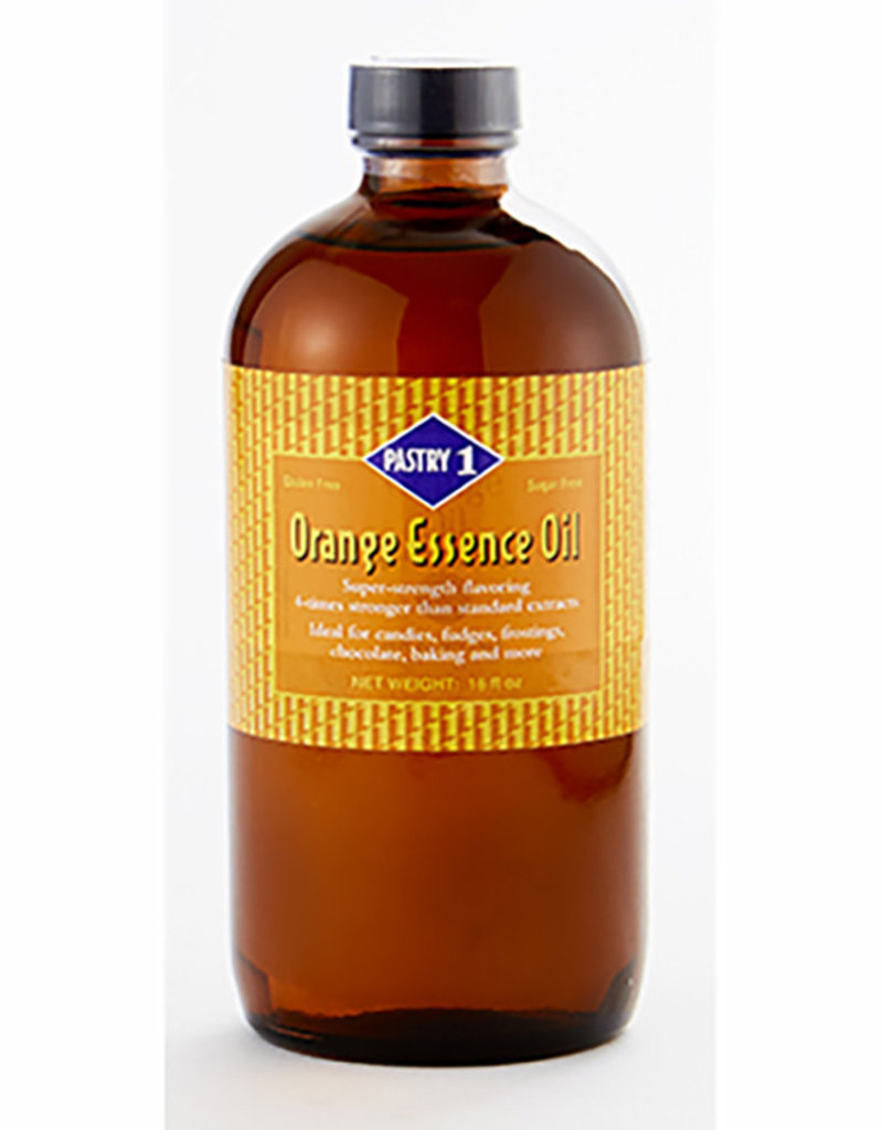 Pastry 1 Pastry 1 - Orange essence, oil based - 16oz, PA8072