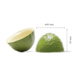 Dobla Dobla - White Chocolate Lime Cup (36ct), 77454
