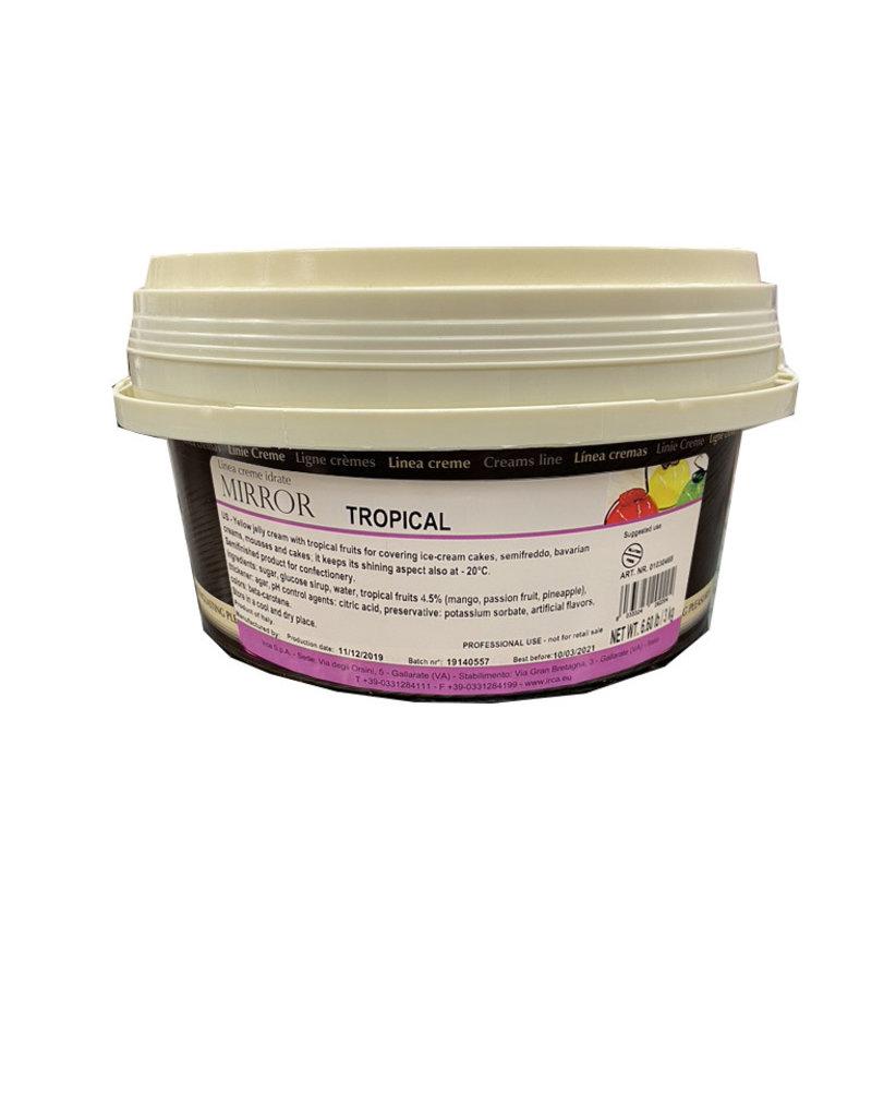 Irca Irca - Mirror Glaze, Tropical 3kg/6.6lb - 01030468