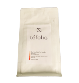 teFolia TeFolia - Earl Grey Black Tea Powder - 75g, 58280-117