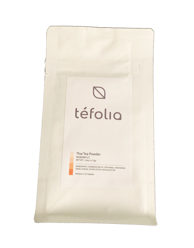 TeFolia TeFolia - Thai Tea Powder - 75g, 58280-121
