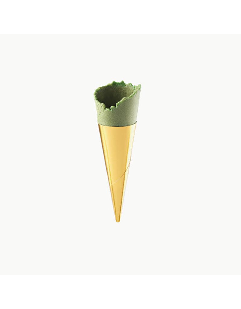 Alba Alba - Spinach Mini Cone - 3'' (180ct), SM22