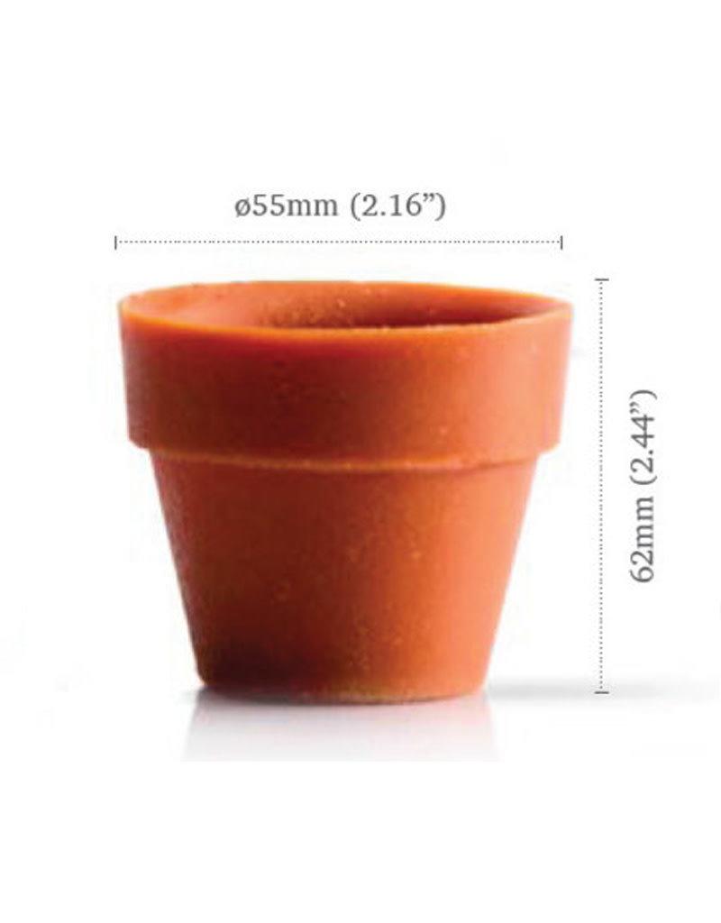 Dobla Dobla - Chocolate Flower Pot Large (28ct), 18140