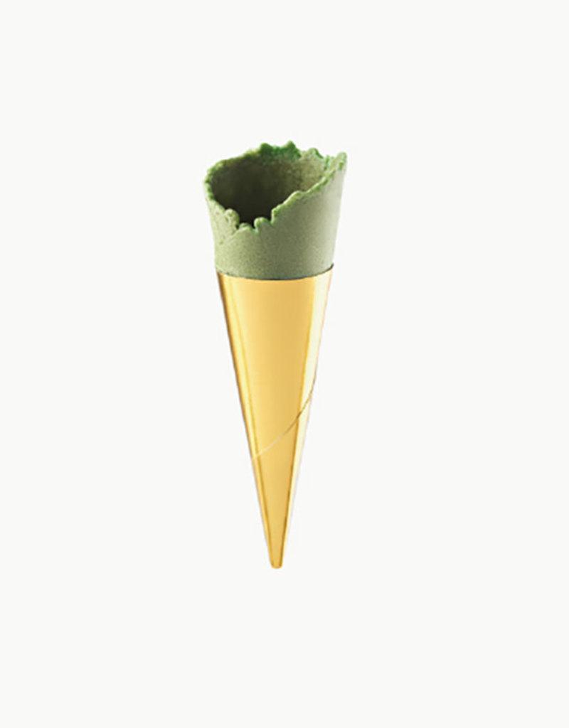 Alba Alba - Spinach Mini Cone - 3'' (45ct), SM22-S