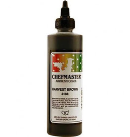 Chefmaster Chefmaster - Harvest Brown Airbrush - 9oz