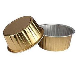 Sweet Flavor Aluminum Foil Mini Baking Cup - 1.7 oz (100ct), BC151515G