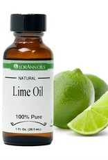 Lorann Lorann - Lime Super Strength Flavor - 1oz, 0110-0500