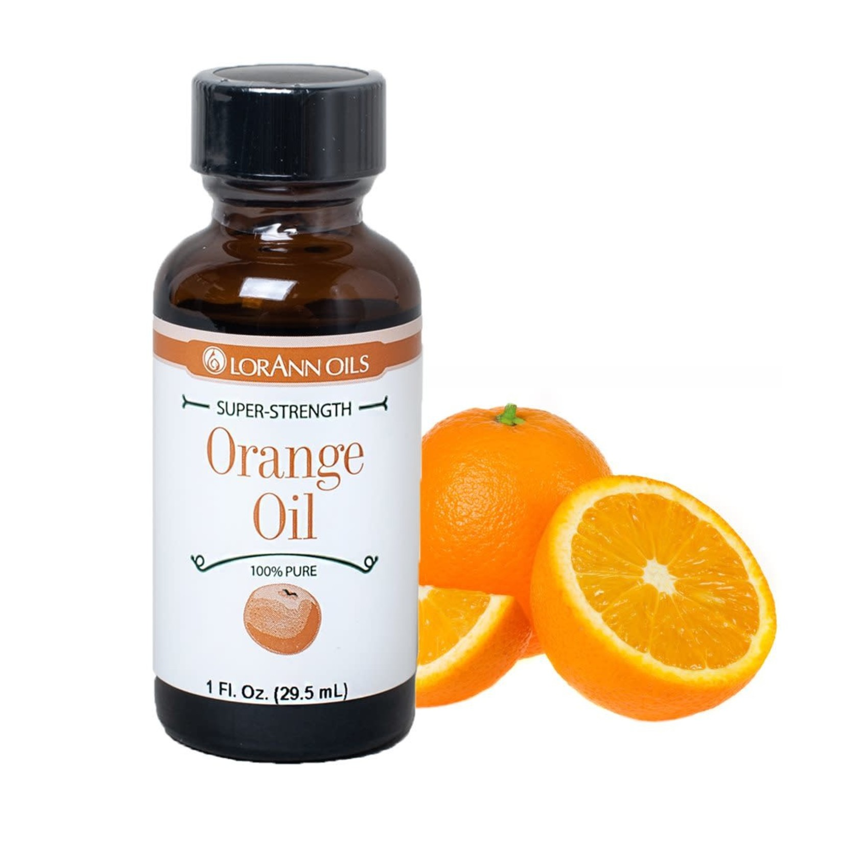 Lorann Lorann - Orange Super Strength Flavor - 1oz, 0060-0500