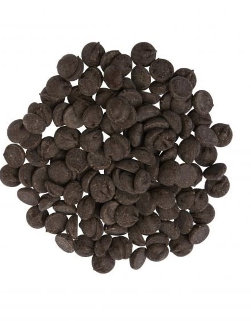 Barry Callebaut Barry Callebaut - 1000ct Dark Chocolate Semisweet Chips - 30 lb, CHD-DR-6000308-036