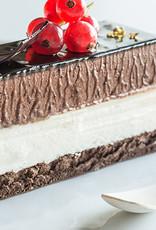 Irca Irca - Lilly Mousse Mix, Dark Chocolate - 1kg/2.2lb, 1070498