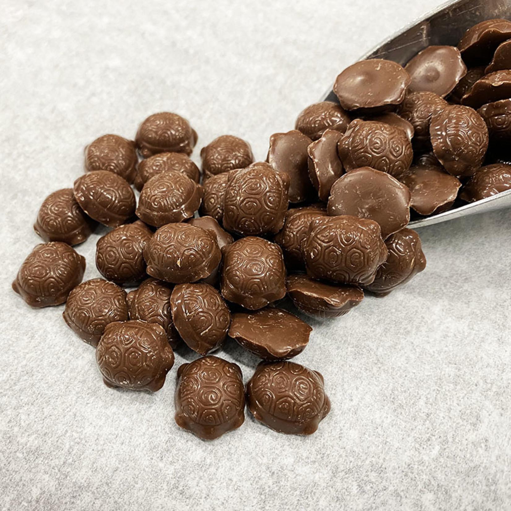 Gertrude Hawk Gertrude Hawk - Milk Chocolate Mini Caramel Turtle, 10lb - IMM-OS-G200551-E14