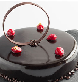 Irca Irca - Mirror Glaze, Dark Chocolate 6kg/13.2lb - 01030222
