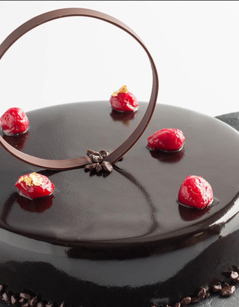Irca Mirror Glaze Dark Chocolate 6kg 13 2lb 01030222