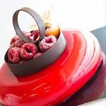 Irca Irca - Mirror Glaze, Raspberry 3kg/6.6lb - 01030388