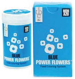 Mona Lisa IBC - Power Flowers, Blue - 50g, CLR-19429-999 (box of 4)