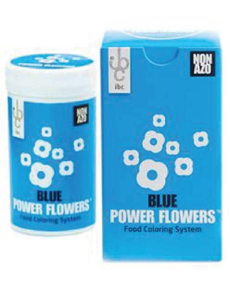 Mona Lisa IBC - Power Flowers, Blue - 50g, CLR-19429-999 (box of 4)