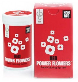 Mona Lisa IBC - Power Flowers, Red - 50g, CLR-19430-999 (box of 4)