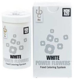 Mona Lisa IBC - Power Flowers, White - 50g, CLR-19428-999 (box of 4)
