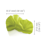 Dobla Dobla - Green Chocolate Forest Shavings - 1.3'' (11.9oz), 78012-R