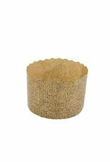 "Novacart Novacart - Panettone Baking Mold - 2-3/4"" x 2"" (125ct), P70/50"