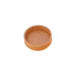 Delifrance Delifrance - Tart shell, Graham round - 3'' (12ct) sleeve, 79030-S