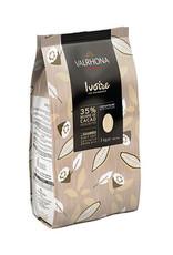 Valrhona Valrhona - Ivoire White Chocolate 35% - 6.6lb, 4660