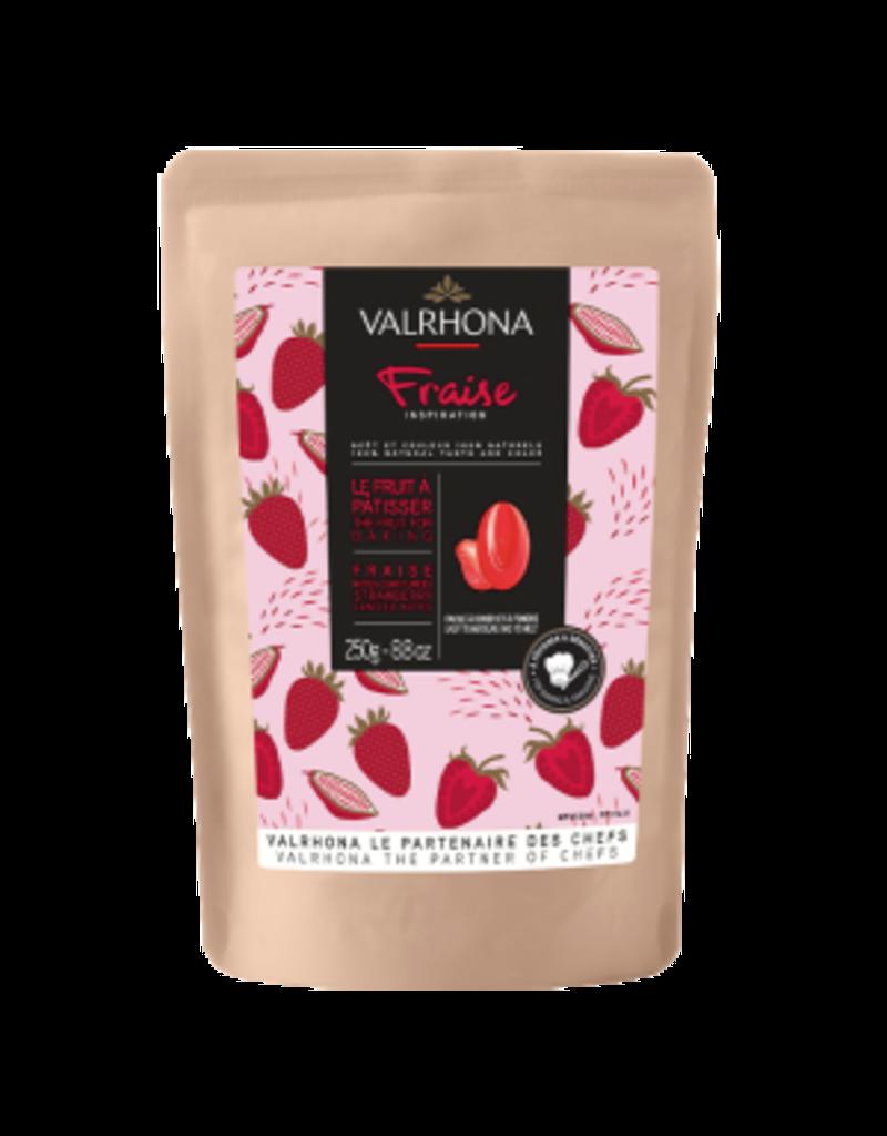 Valrhona Valrhona - Inspiration Fraise (Strawberry) Fruit Couverture - 250g/8.8oz, 31431