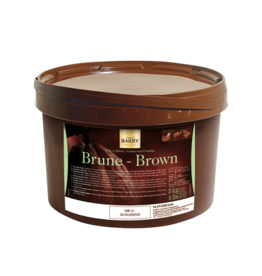 Cacao Barry Cacao Barry - Pate Glacer Brune/Dark - 5kg/11lb, M-9VSBR-656