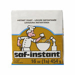 Lesaffre LeSaffre - SAF Instant Yeast Gold - 1 lb, 15910