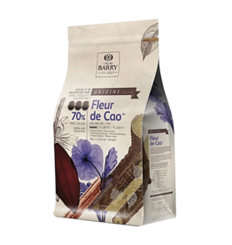 Cacao Barry Cacao Barry - Fleur de Cao Origin Dark Chocolate 70% - 5kg/11lb, CHD-O70FLEU-US-U77