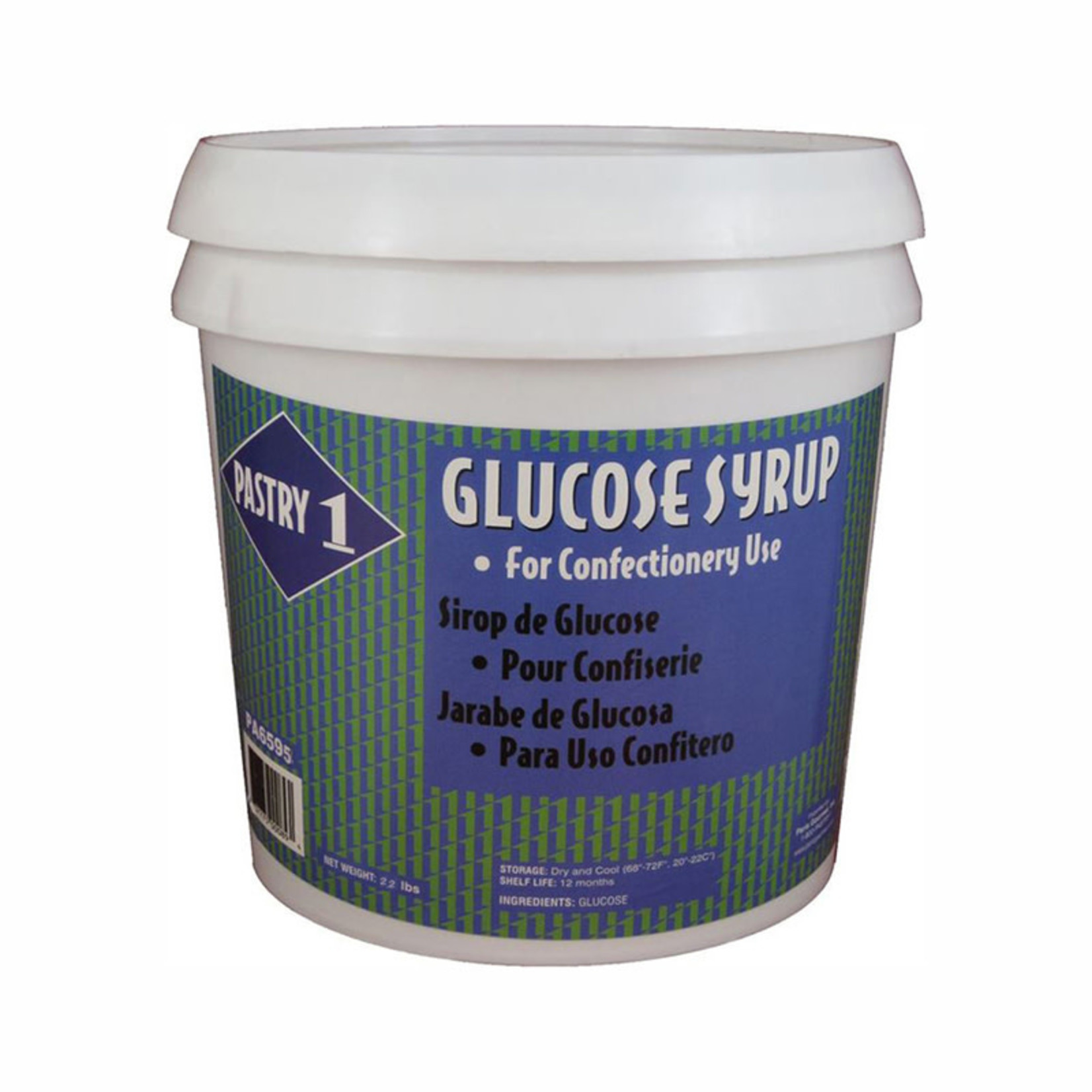Pastry 1 Pastry 1 - Glucose Syrup, small - 2.2lb, PA6595