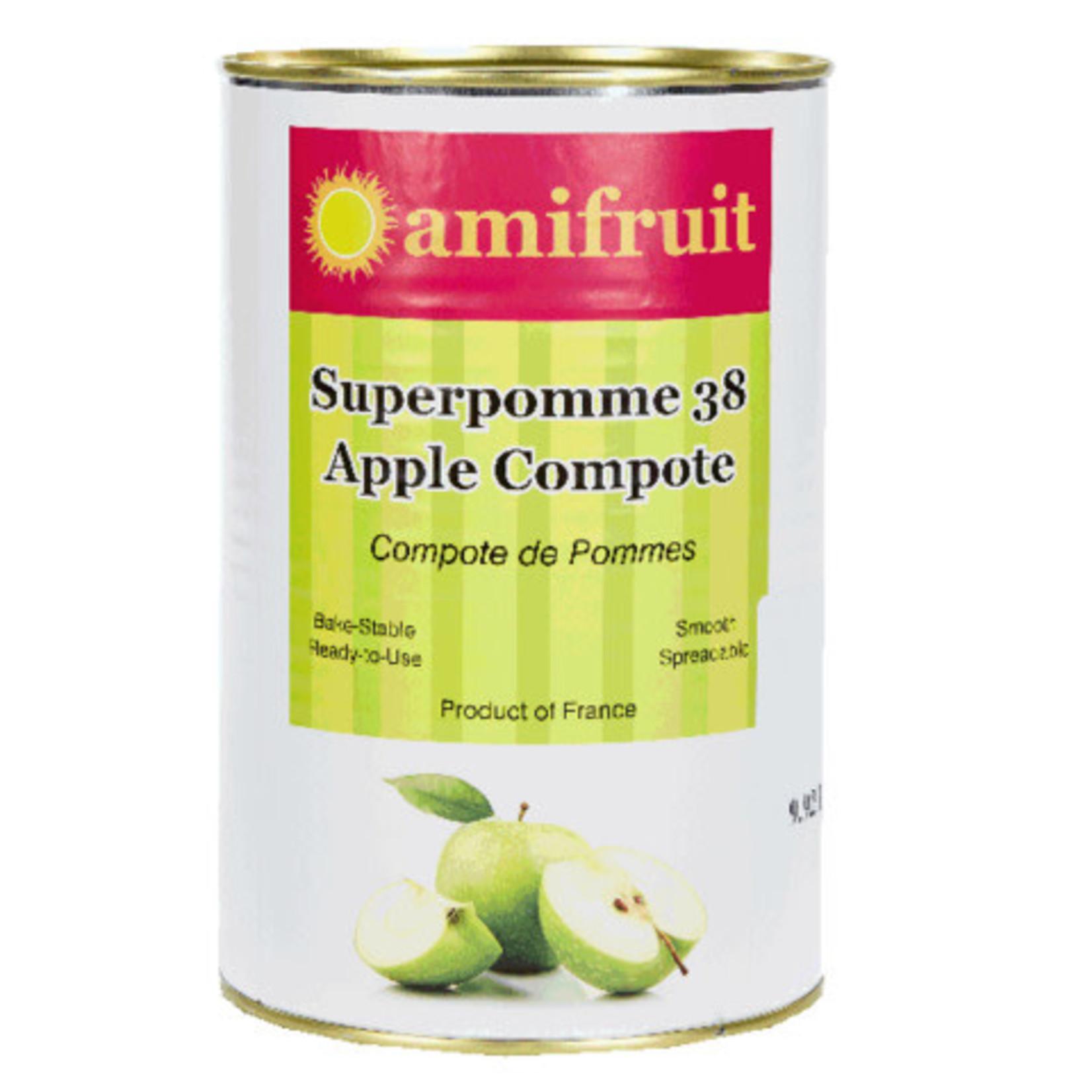Amifruit Amifruit - Superpomme  Apple Filling - 9.9lb, AMI450