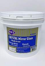 Pastry 1 Pastry 1 - Neutral Crystal Mirror Glaze - 8.8lb, PA5358
