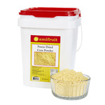 Amifruit Amifruit - Freeze dried Corn Powder - 6lb, AMI558