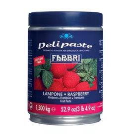 Fabbri Fabbri - Raspberry Delipaste - 1.5kg, 9225768-35M