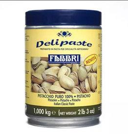 Fabbri Fabbri - Pure Pistachio Delipaste - 1kg/2.2lb, 9226704-67C